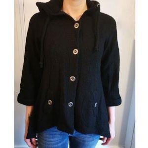 3/4 Sleeve, Wool jacket
